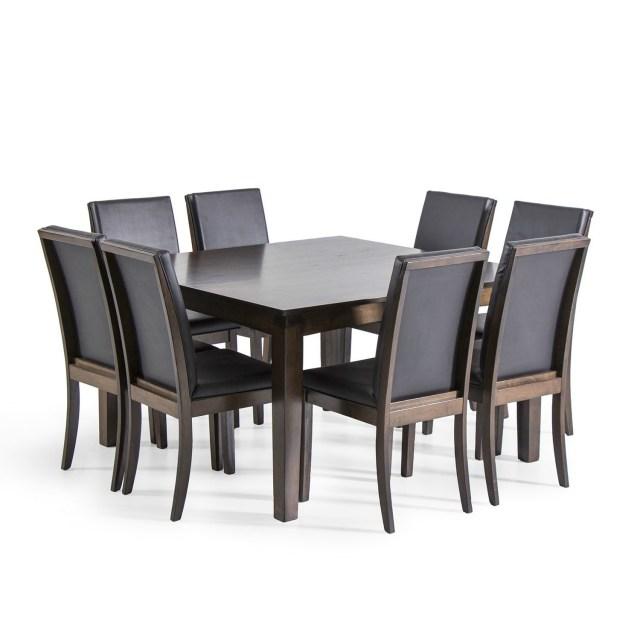 Outlet : Juego de comedor Atlanta 8 sillas